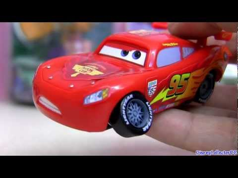Cars Karate Wheels Relampago Mcqueen Quick Changers Disney Pixar Dublado Em Portugues