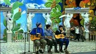Семен Слепаков, КВН, Сборная Пятигорска -  Барды