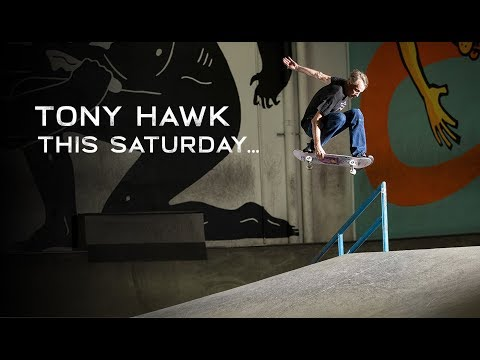 Tony Hawk BATTLE COMMANDER Coming This Saturday