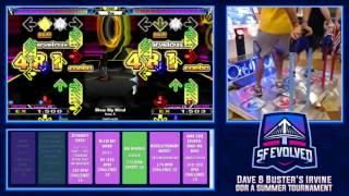 [DDR A] Grand Finals - iamchris4life vs fungah - 8/5/2017 @ Irvine D&B