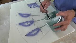 Jan Kamphuis   Kleur Op Gietklei   Colouring Cast Clay