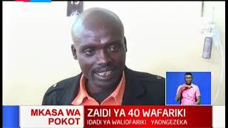 Watu 40 wafariki baada ya mporomoko wa ardhi Pokot
