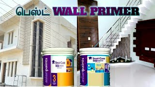 Waterproofing,  Smart Care Damp Sheath Exterior ,interior ,wall Primer, Asian Paints Tamil 2020