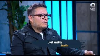 Todos a bordo - Escultor. José Rivelino