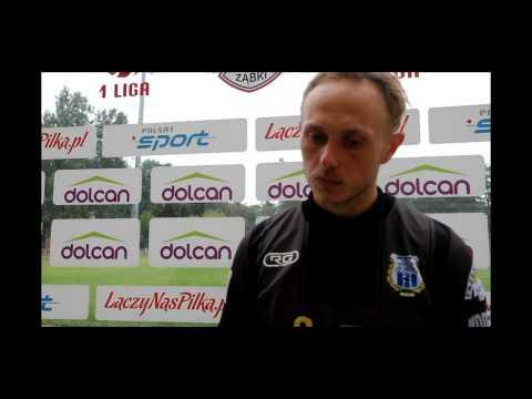 Wywiad z Grzegorzem Lechem