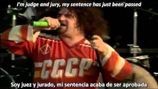 Exodus - A Lesson In Violence (Subtitulos Español + Lyrics)