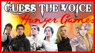 [GUESS THE VOICE] Hunger Games