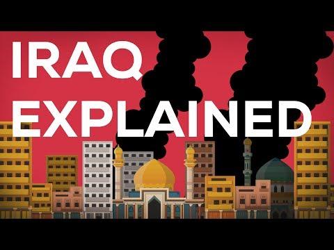 Situace v Iráku a Sýrii