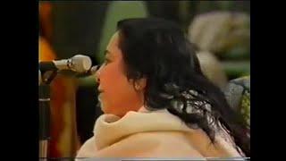 Pandit Bhimsen Joshi sings for Shri Mataji thumbnail