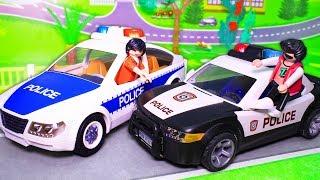 Машинки для мальчиков – Побег! Мультики с игрушками