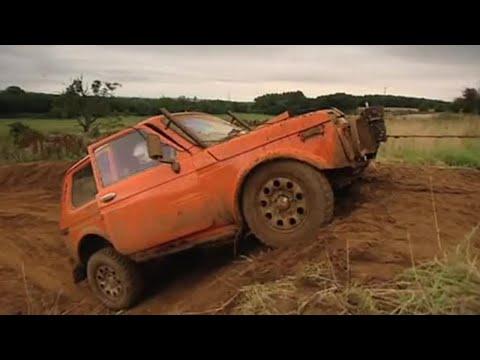 Matt Dawson winching a 4×4 | Top Gear Magazine | BBC