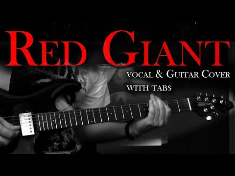 Red Giant - Alice in Chains | Vocal & Guitar Cover with Solo and Tabs