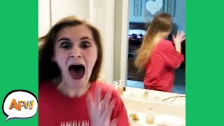 Talk About SCREAM Queen! 😂 | Funny Fails | AFV 2020