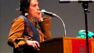 "We Are PowerShift 2012 - The Wisdom of Winona LaDuke ""We have to fight"""