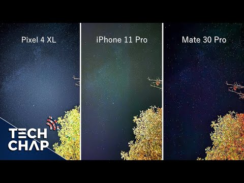 Pixel 4 Astrophotography Mode is MAGICAL - How It Works! | The Tech Chap