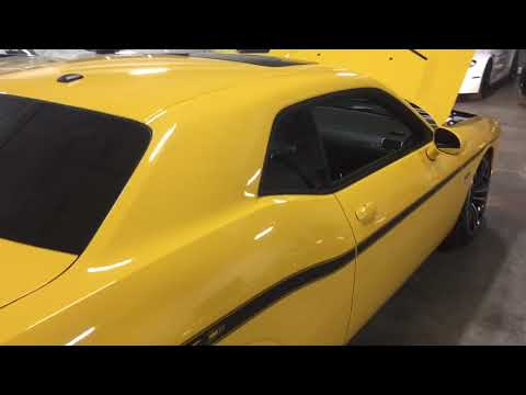 Video of '12 Challenger SRT8 392 Yellow Jacket - MAXR