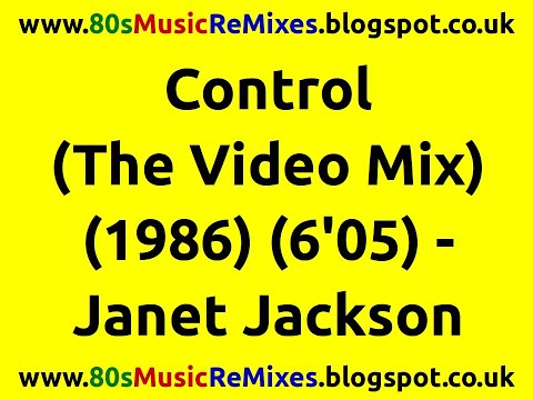 Janet Jackson - Control (The Video Mix) video