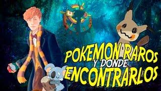Dhelmise  - (Pokémon) - DONDE ESTAN KOMALA, DHELMISE Y MIMIKYU - POKEMON RAROS Y DONDE ENCONTRARLOS 5
