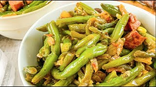 Sautéed Green Beans Recipe – How to make Fresh Green Beans