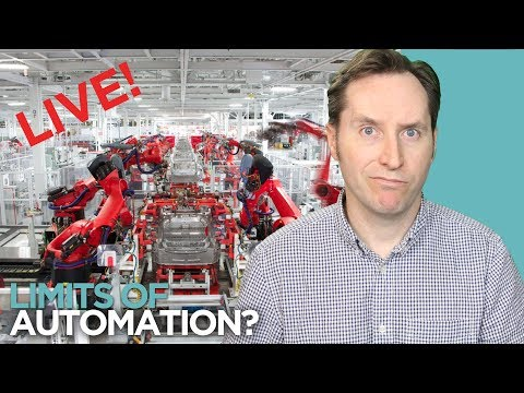 Elon Changes Tune On Automation -