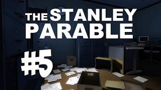 Прохождение игры The Stanley Parable - Часть 5 - Финал!