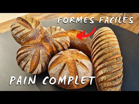Boulangerie Pas à Pas N°17: Le Pain Complet. CAP boulanger