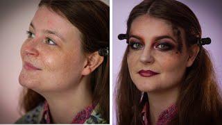 Fantastical Styles - Evil Queen Part 1 - Make-up