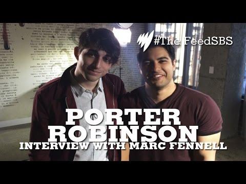 DJ Porter Robinson Is A Massive Geek