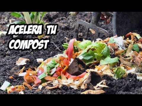 7 Trucos para Acelerar el Compost | La Huerta de Ivan 🔝