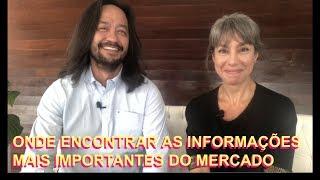 Marcio Yatsuda ensina onde estão as informações mais importantes do mercado.