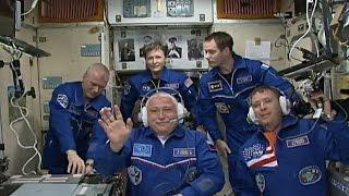 Корабль «Союз» доставил на МКС сокращённый экипаж (новости)