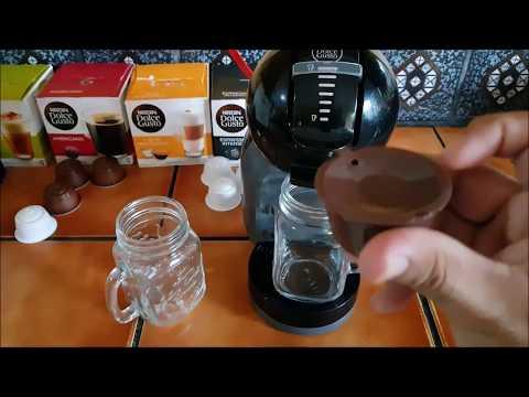 Nescafé dolce gusto: Cápsulas reutilizables vs Reutilizar cápsulas || Guía completa