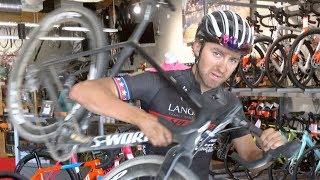 Cyclocross How To - Shouldering . VLOG 346