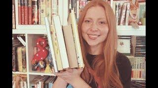 Прочитано в июле: Толкин, Агата Кристи, Моэм, Маркес и др. || GingerInBooks фото