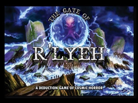 How to set up the game The Gate of R'lyeh