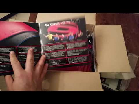 Tabletennis11.com Unboxing Video Donic Waldner Senso Carbon, Donic Acuda Blue P3 and more