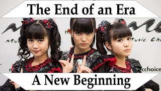 BABYMETAL 2018: The End of an Era & A New Beginning