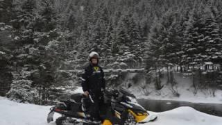 La Gaspésie en Motoneige ...wowww par Dantheskidoo