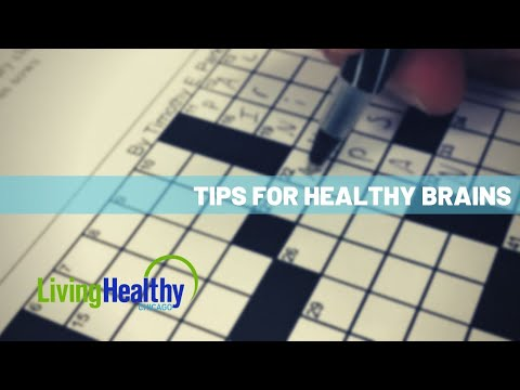 Living Healthy Chicago | Health Tips | How To Improve Brain Health