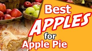 Best Apples For Making Apple Pie