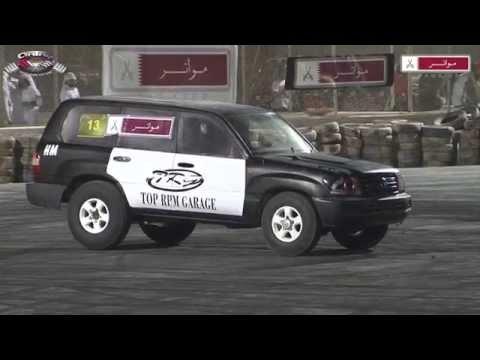 Mawater Ramadan 4X4 Freestyle Drift Championship
