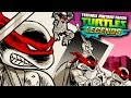 Novas Tartarugas Atualiza o As Tartarugas Ninja: Lendas