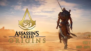 Assassin's Creed  Origins - Full Game Walkthrough Part 2 - No Commentary