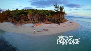 Ben and his family live on Green Island where Ben is the local Queensland Parks and Wildlife Ranger. His kids learn from their surroundings. For Ben and his family, Island life really is paradise.