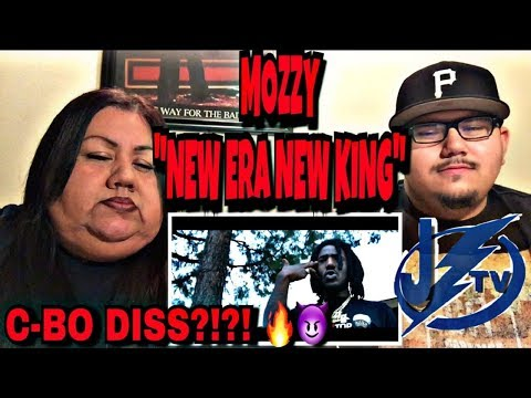 "MY MOM REACTS TO MOZZY ""NEW ERA NEW KING"" C-BO DISS!!!!!!"