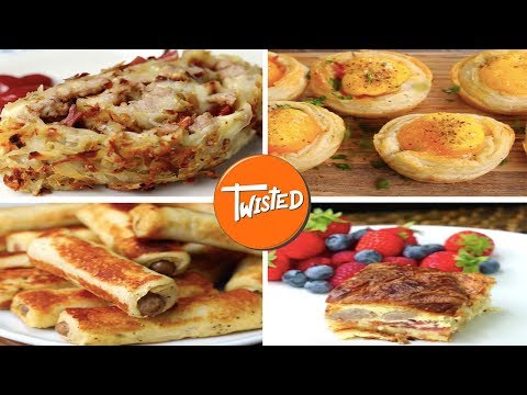 10 Weekend Brunch Recipes | Twisted