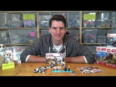 Nur gut gemeint, leider wieder verbockt - LEGO® Star Wars 75206 - Battle Pack