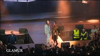Ana Nikolic  i Rasta - Reportaza sa koncerta u Skopju - Glamur - (TV Happy 18.02.2018.)