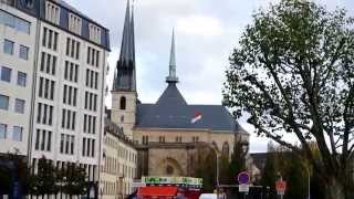 preview picture of video 'Things to do in Luxembourg City.'