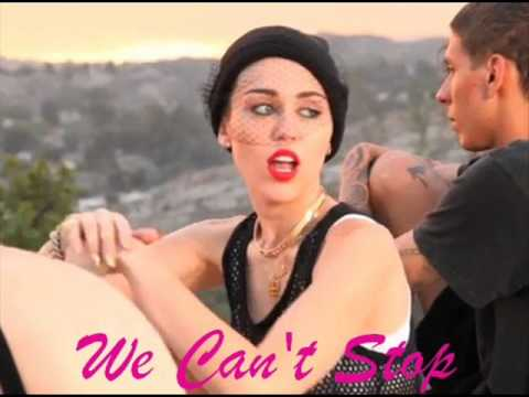 Miley Cyrus - We Can't Stop (Studio Acapella)